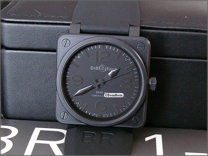 Bell & Ross Instrument BR01-92 Phantom