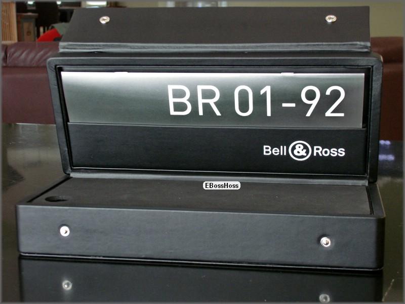 Bell & Ross Instrument BR01-92 Phantom