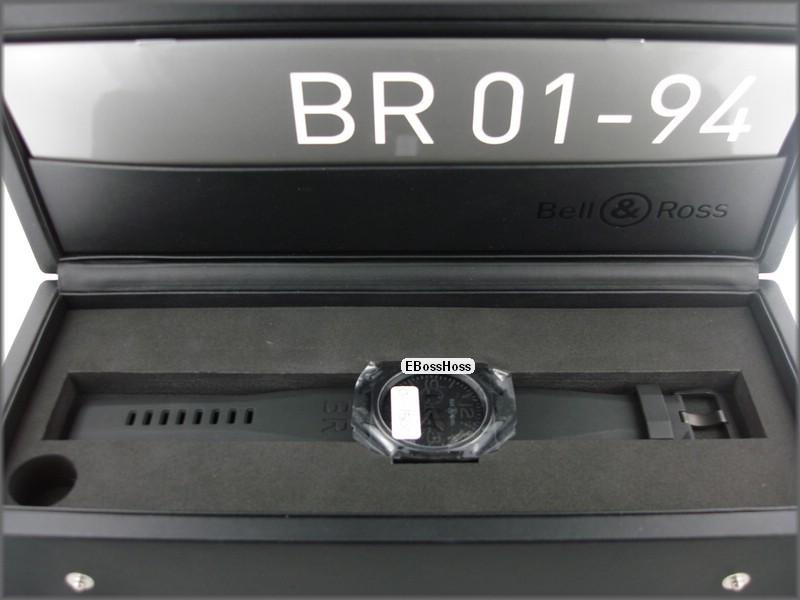 Bell & Ross Instrument BR01-94 Phantom