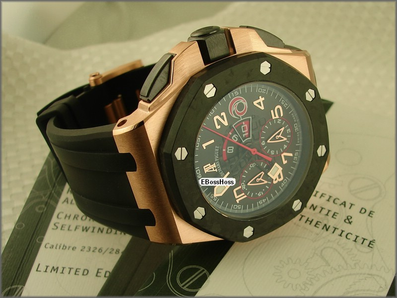 AP Royal Oak Offshore Team Alinghi (Red Gold)