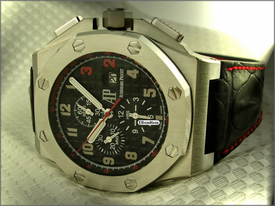 AP  Shaquille O'Neal Royal Oak Offshore (Stainless Steel)