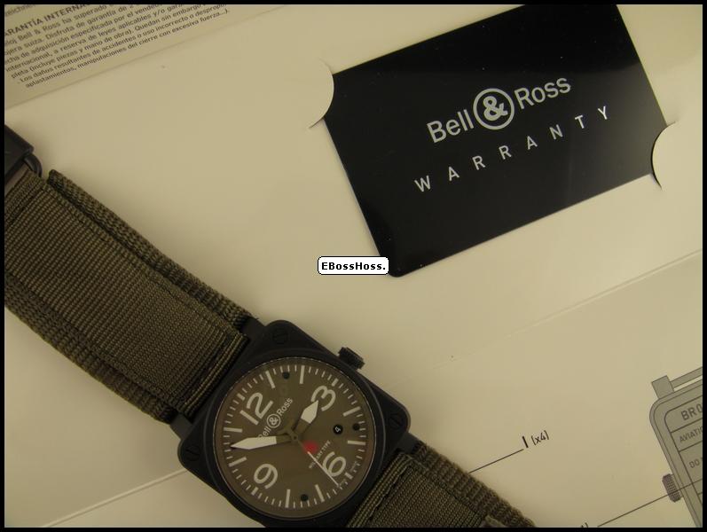 Bell & Ross  BR03-92 - Military
