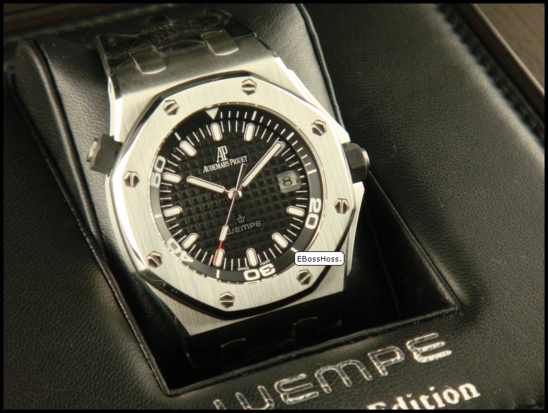 AP  Scuba Wempe Limited Edition