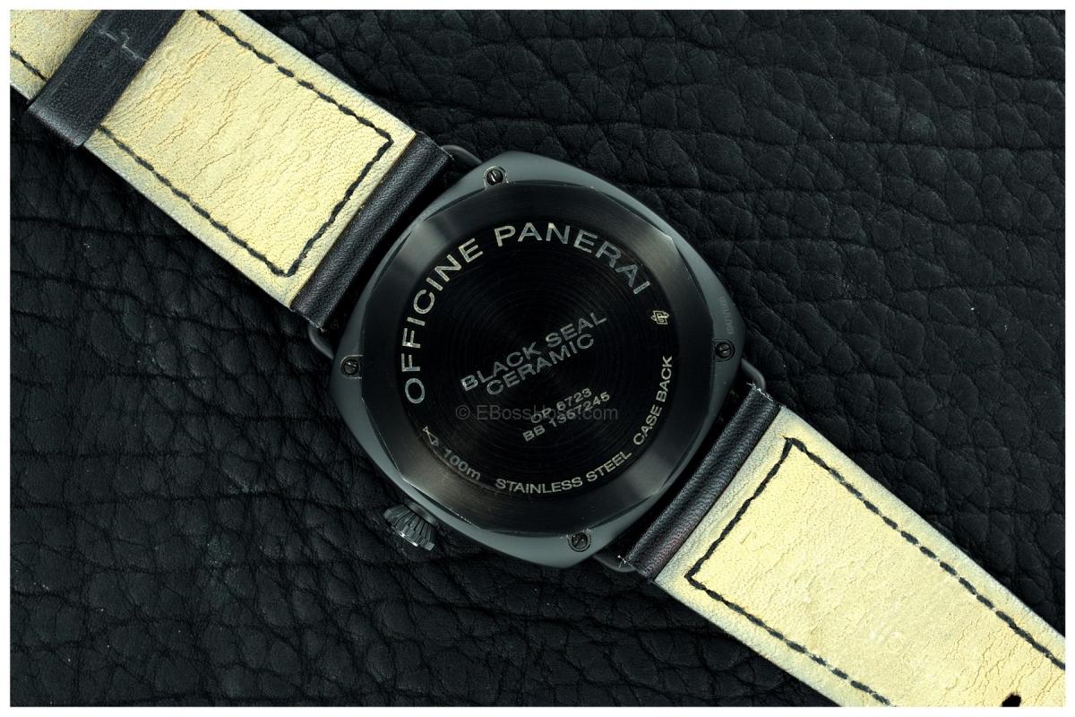 Panerai (Officine Panerai) RADIOMIR BLACK SEAL - PAM00292 PAM 292