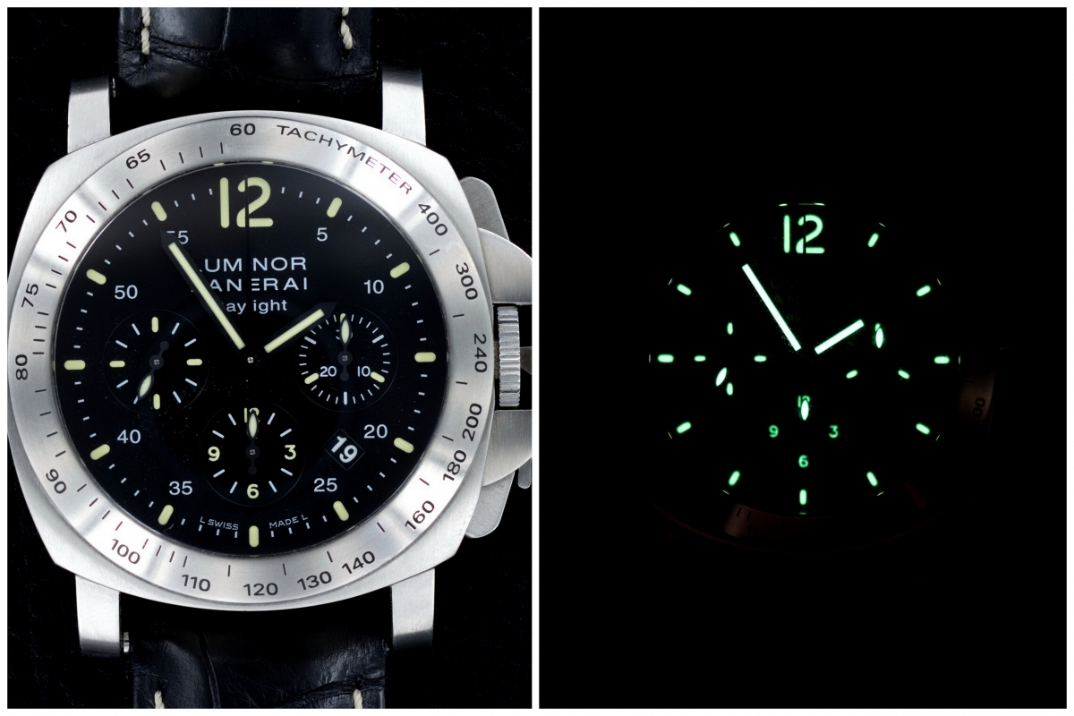 Panerai (Officine Panerai) Luminor PAM250 Daylight Chronograph