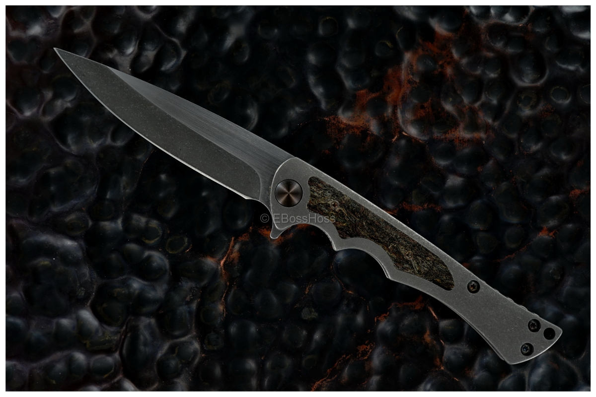 Neil Blackwood Custom Henchman Flipper