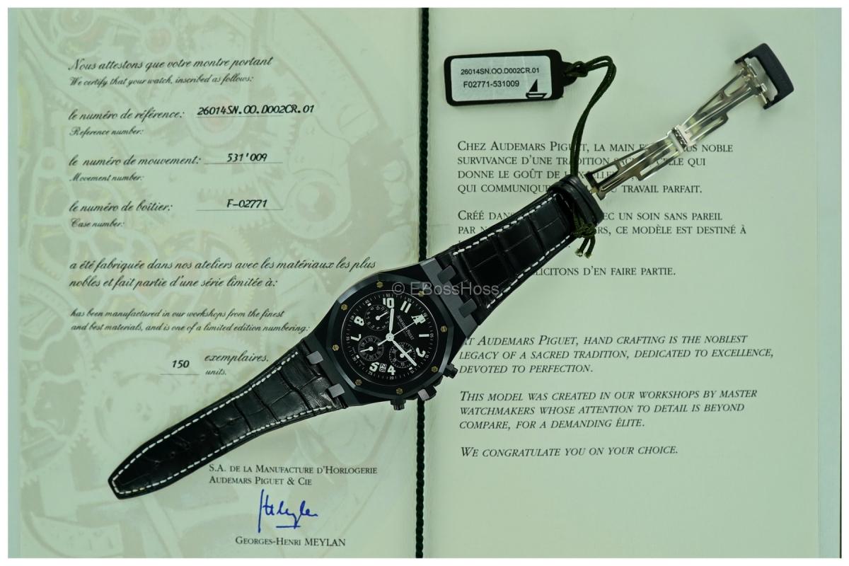 Audemars Piguet Royal Oak La Boutique NYC Limited Edition - Never Worn