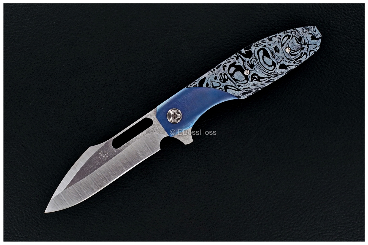 Jordan Bass, Bass Brothers Customs (BBC) Custom Deluxe Crossfade S2 Harpoon-grind Flipper