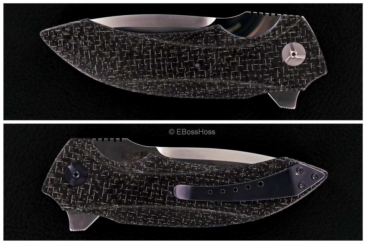 Andre van Heerden Custom M44 Flipper