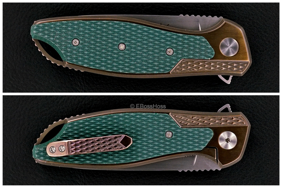 Ken Onion Custom Jake Flipper