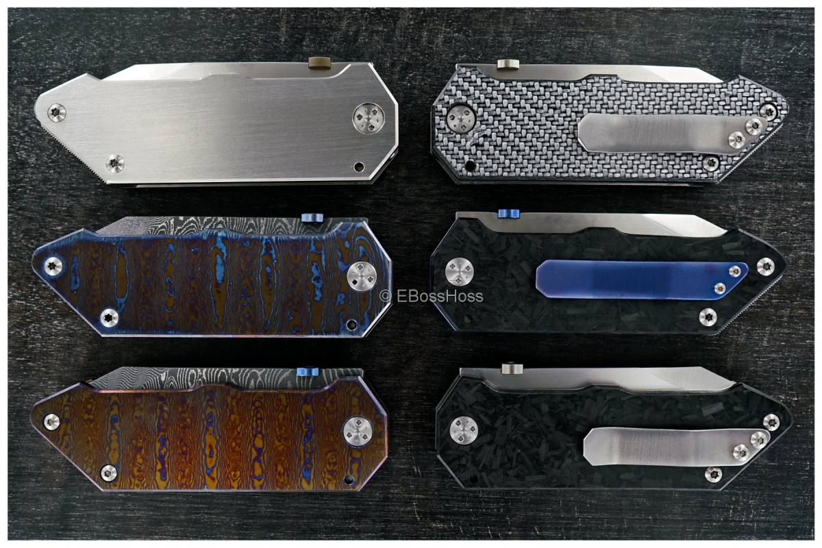 Jüergen Schanz Custom SOB Folders (Set of 6)
