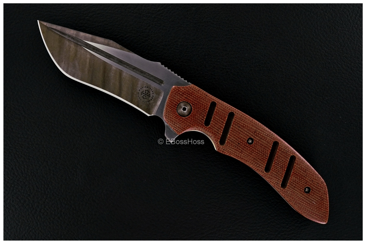 David Mosier / Sean Kendrick Custom Grand Leveler Flipper
