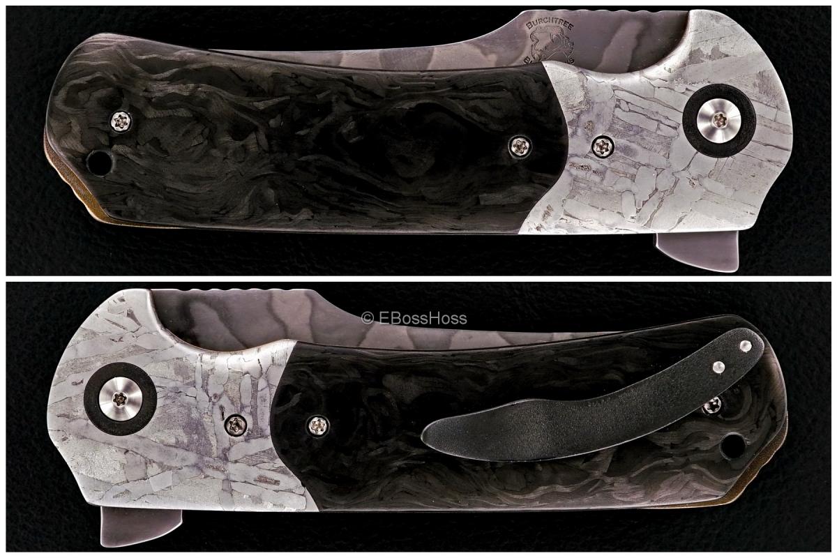 Michael Burch Custom Deluxe Persian Flipper