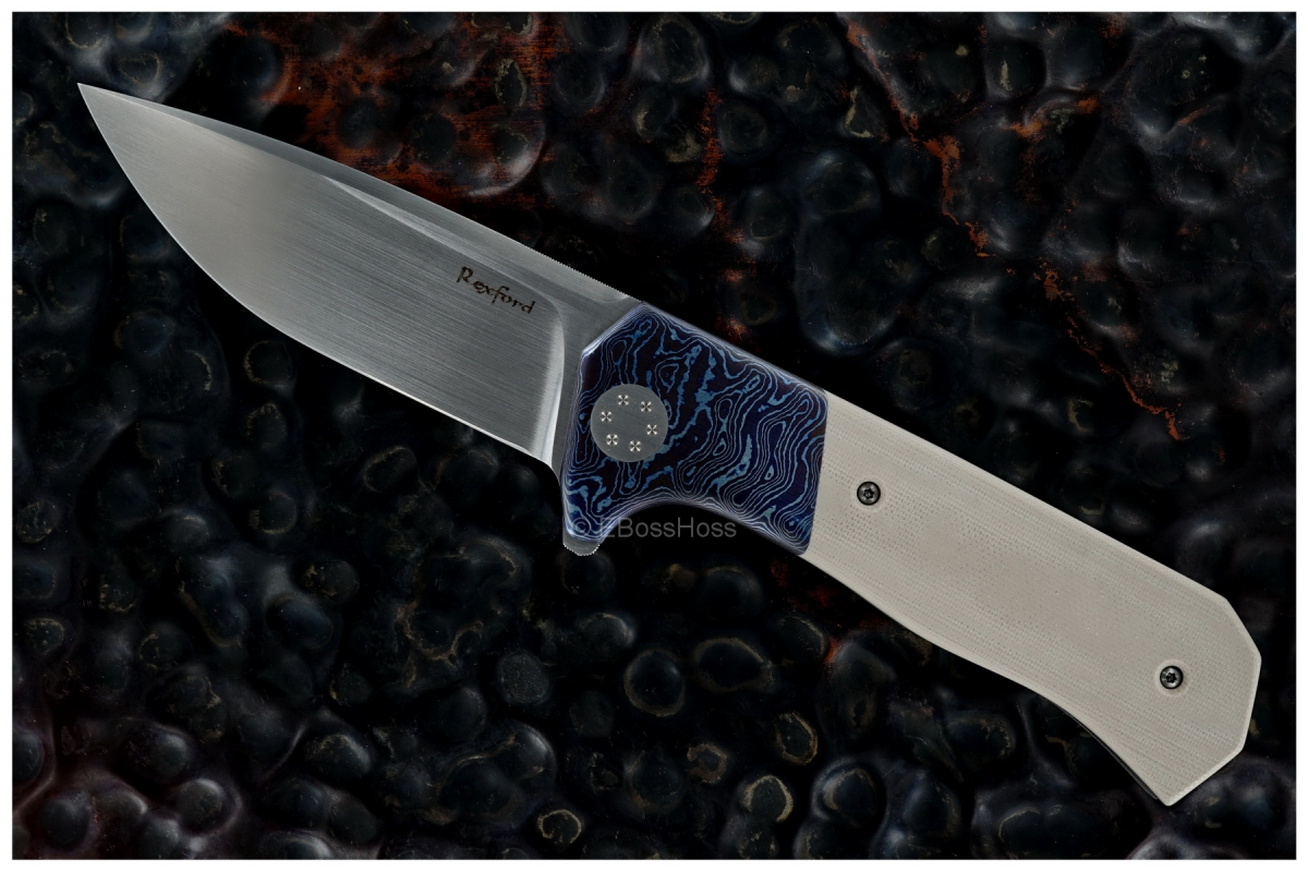 Todd Rexford Custom Deluxe XL Gamma Flipper