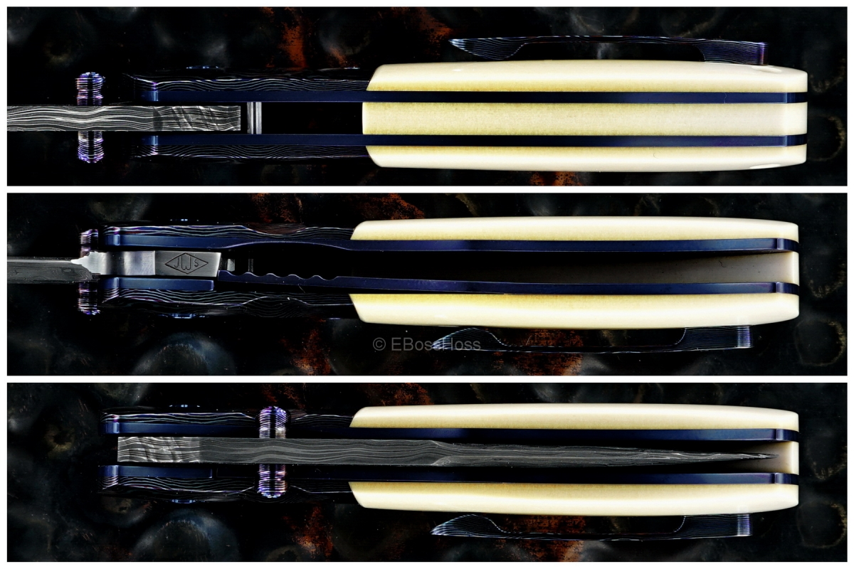 John W. Smith Custom Deluxe SD-2 Flicker