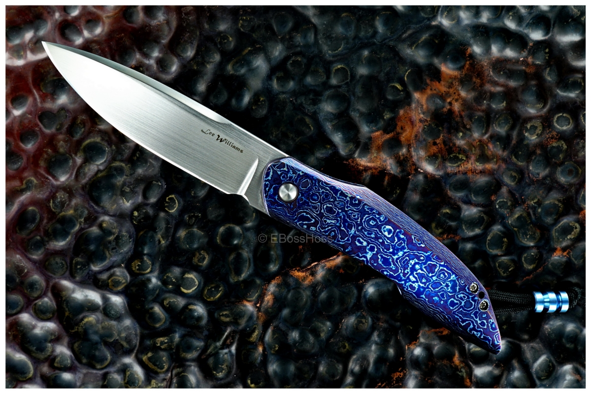 J.L. (Lee) Williams Custom Deluxe Kickstop Horizon Flipper