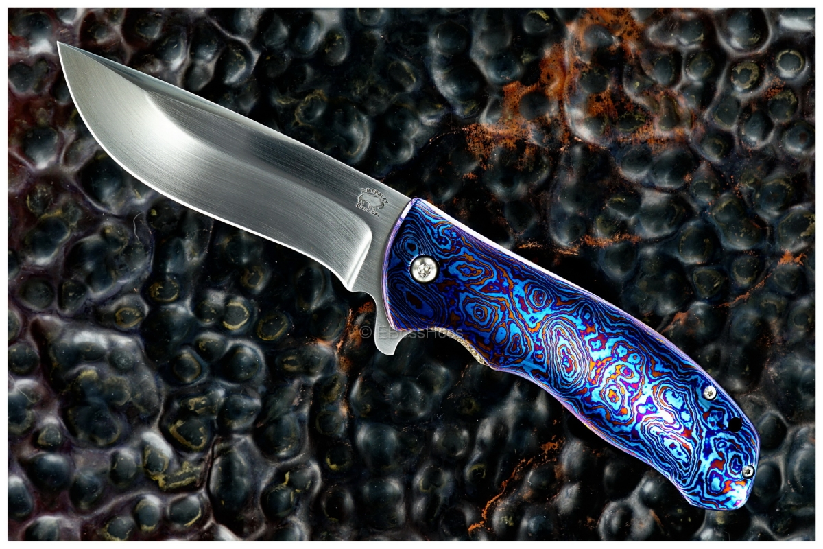 D.B. Fraley Custom Deluxe Torrent Flipper