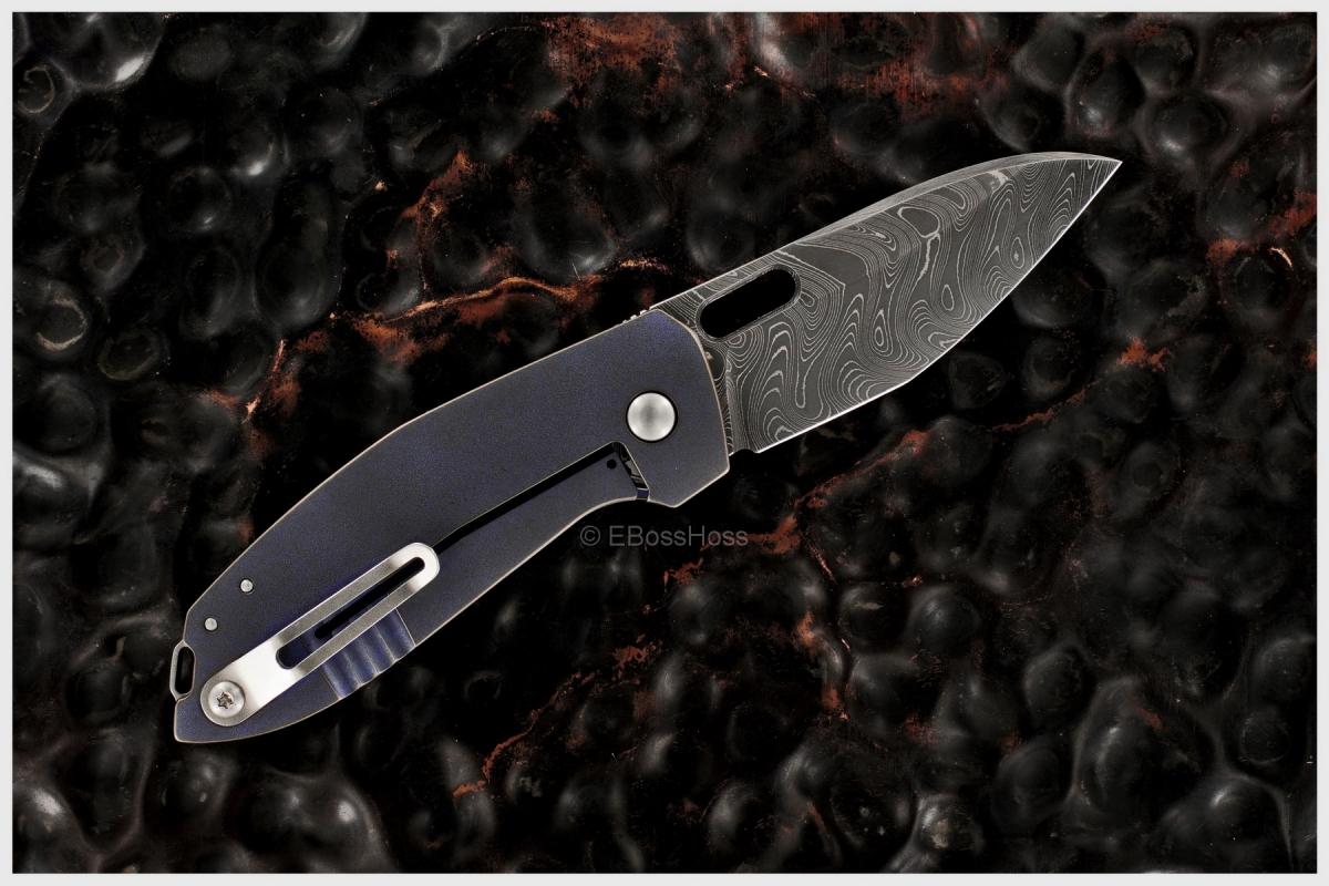 Lucas Burnley Custom M69 Semi Skinner Variant Flicker