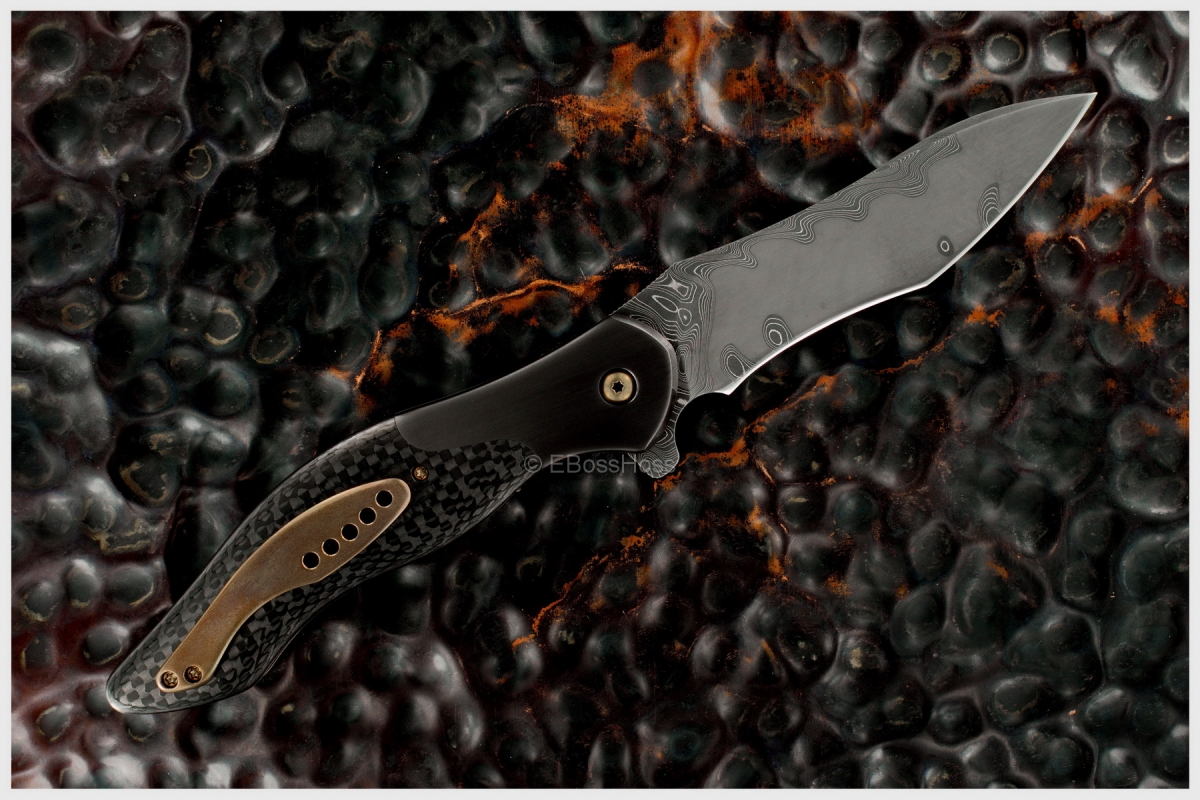 Gerry McGinnis Custom Deluxe Peligro R XL Flipper