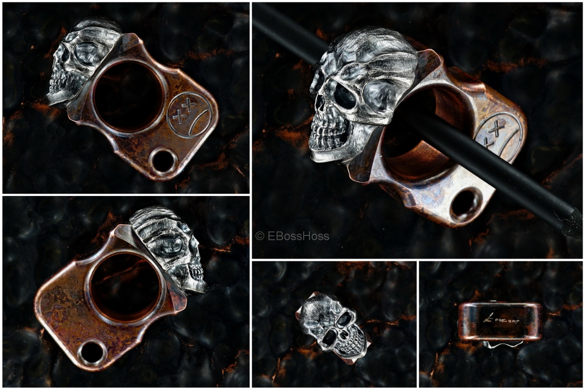 Andy Frankart - Steel Flame Thick Copper Darkness SFK Collaboration