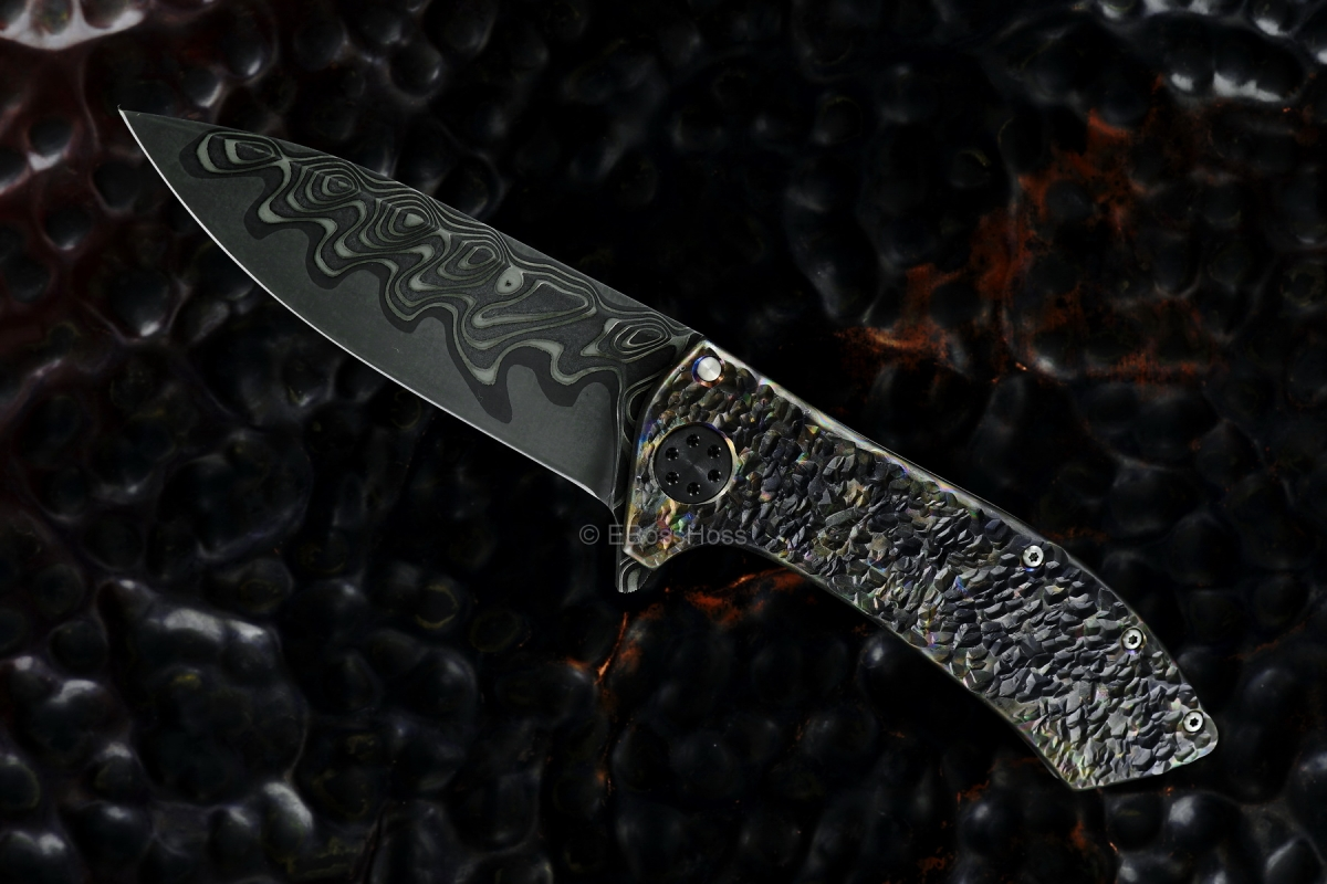 Todd Rexford Custom Deluxe Hot-Hammered Singularity Flipper