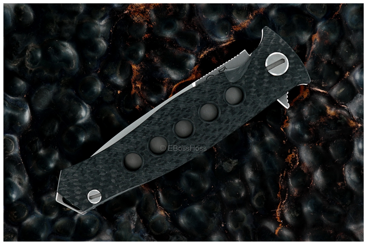 Sergey Shirogorov /  Tom Mayo Carbon-Fiber Russian Dr. Death Flipper