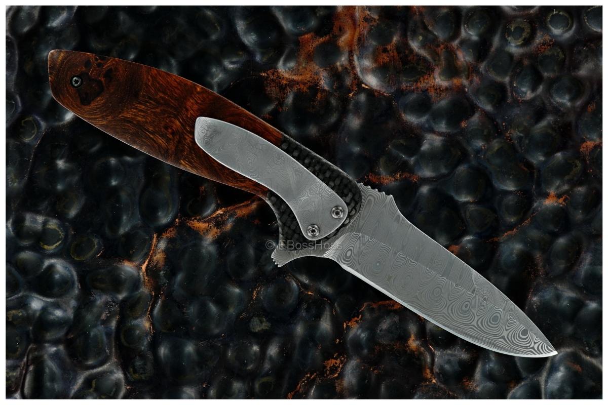 Peter Carey Custom Nitro Mini Flipper