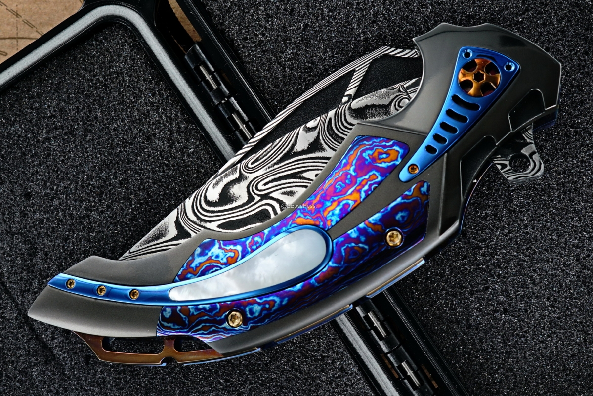 Ronald Best Custom Very Deluxe Phaze 2 Flipper