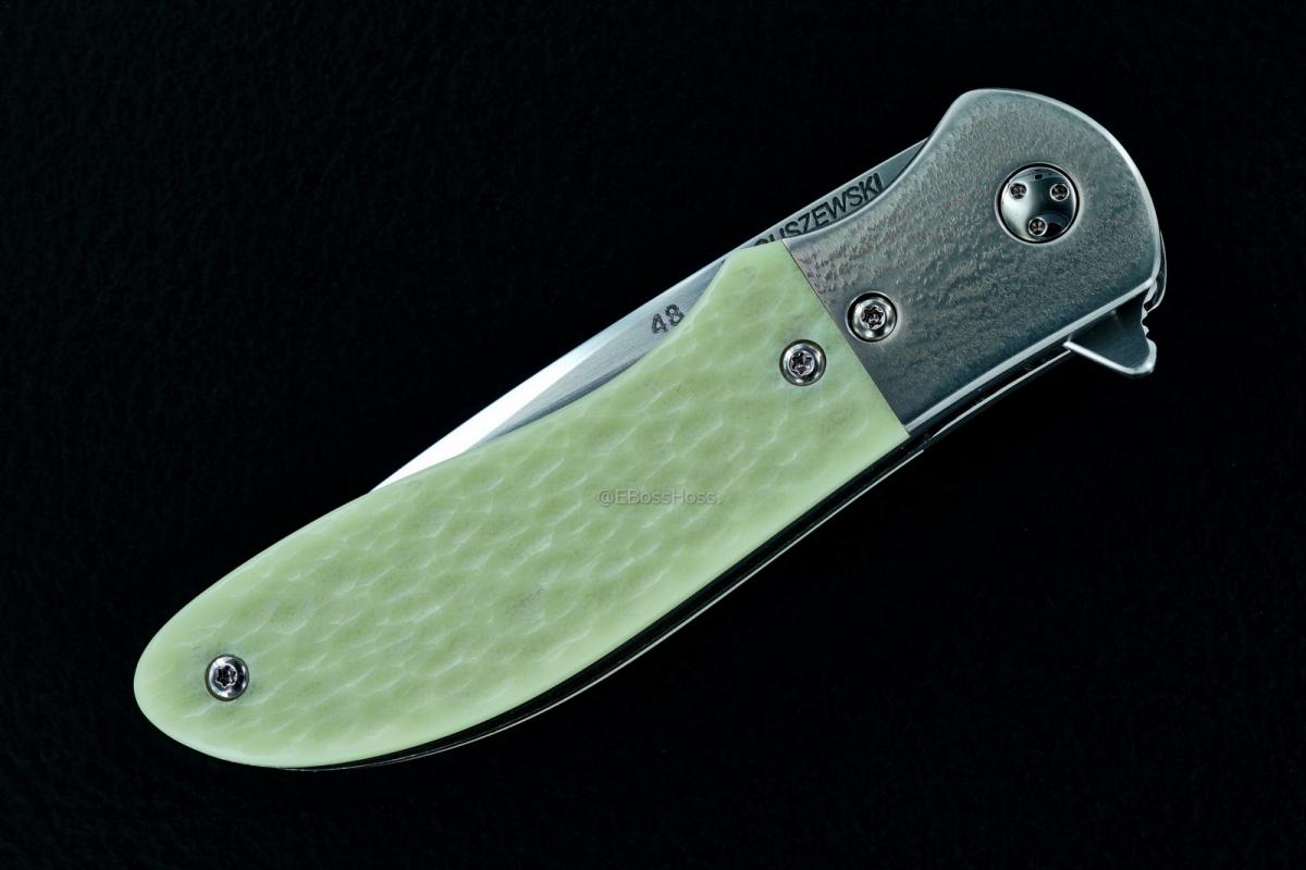 Phil Boguszewski Custom Bolstered Mini Cobra Flipper