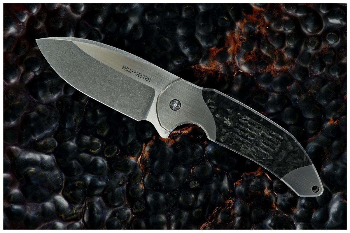 Brian Fellhoelter / Tashi Bharucha Custom Buffalo Hump Flipper Collab