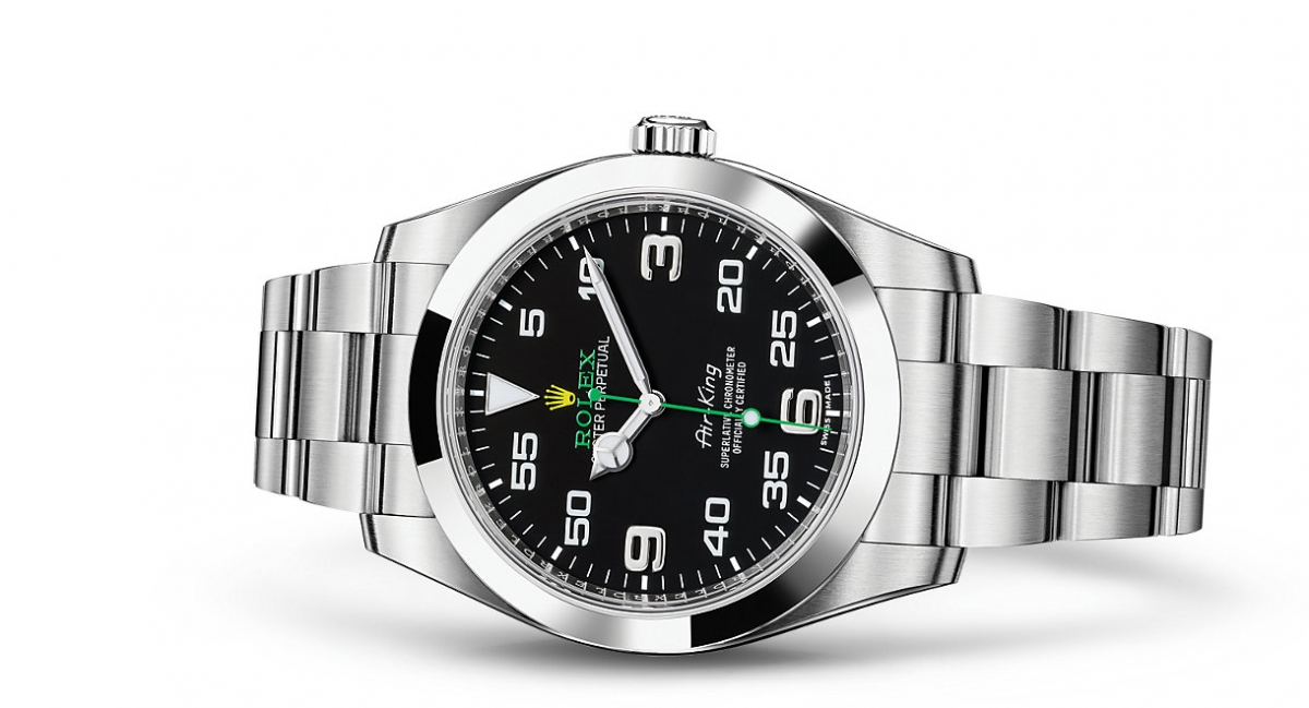Rolex AIR-KING: Ref 116900