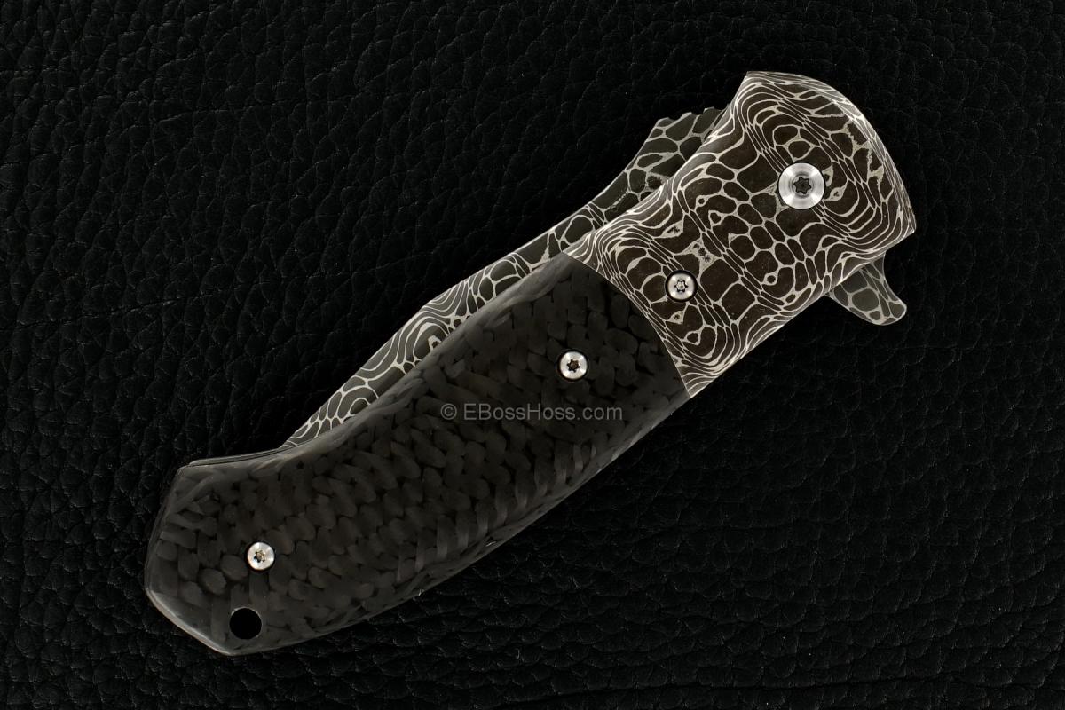 D.B. Fraley Custom Deluxe Deluge Flipper