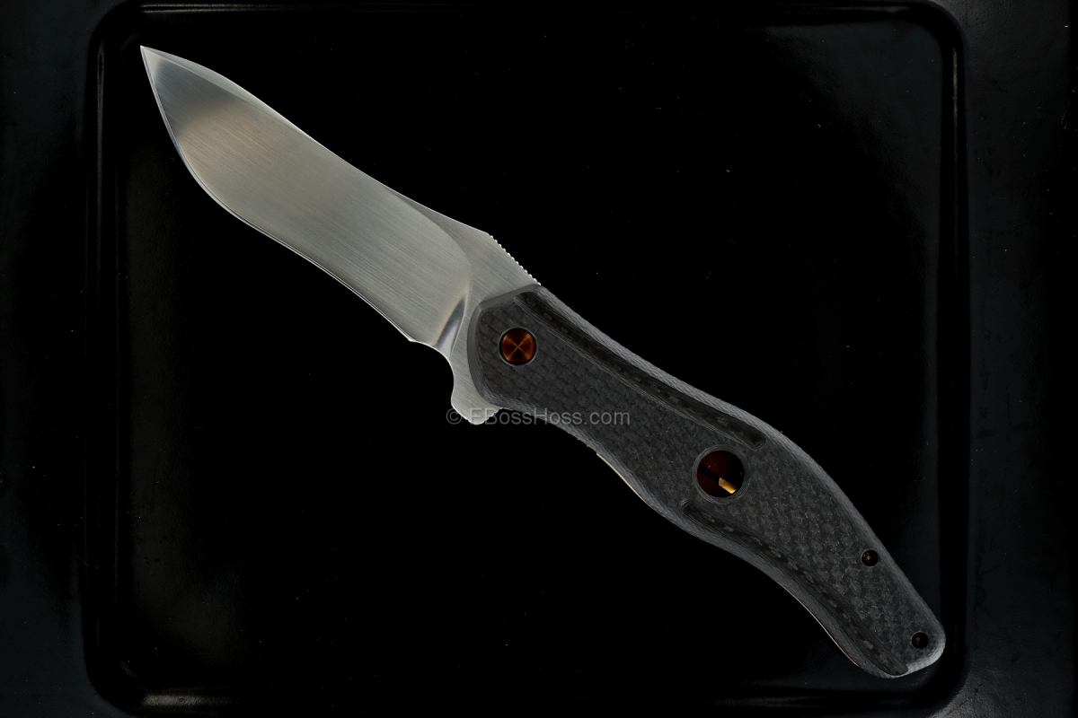 Gerry McGinnis Custom Squall Flipper
