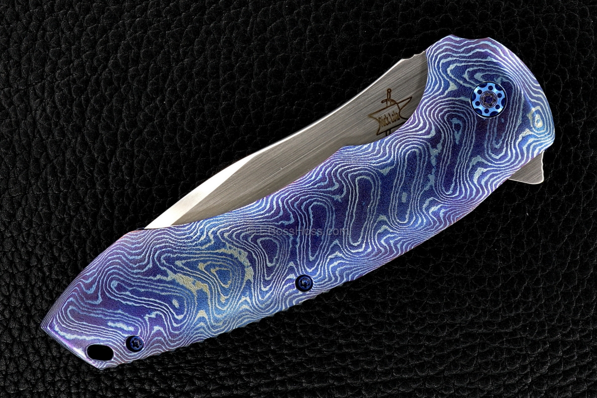 Korth Cutlery Custom Deluxe Insurgent Flipper