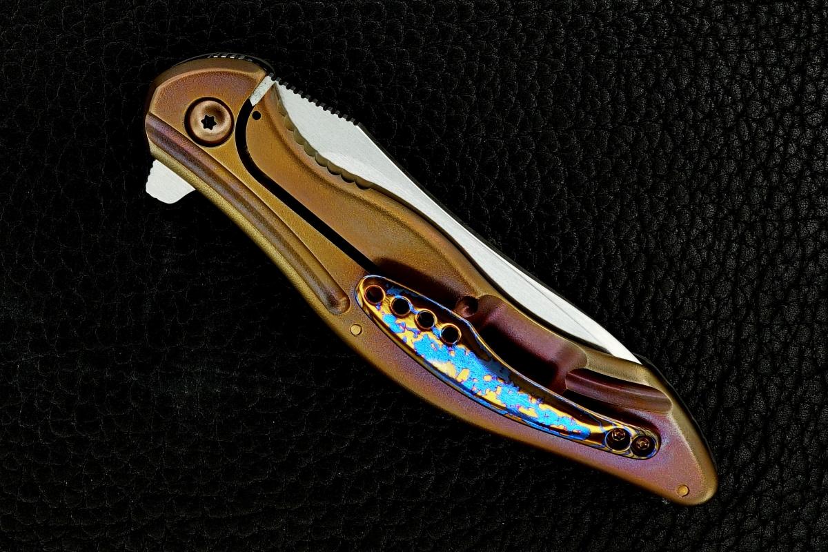 Gerry McGinnis Custom Mini Peligro R Flipper