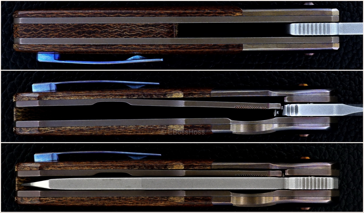 Bob Terzoula - Gus Cecchini Custom Deluxe 1-Off Low-Profile Flipper