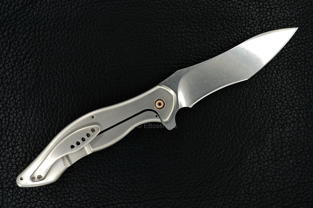 Gerry McGinnis Custom Peligro R XL Flipper