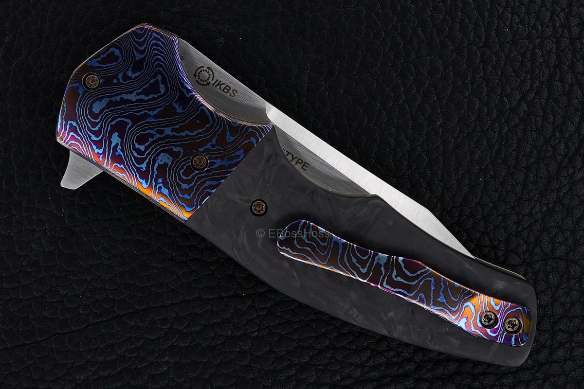 Kirby Lambert Custom Deluxe Crossroads Flipper Prototype