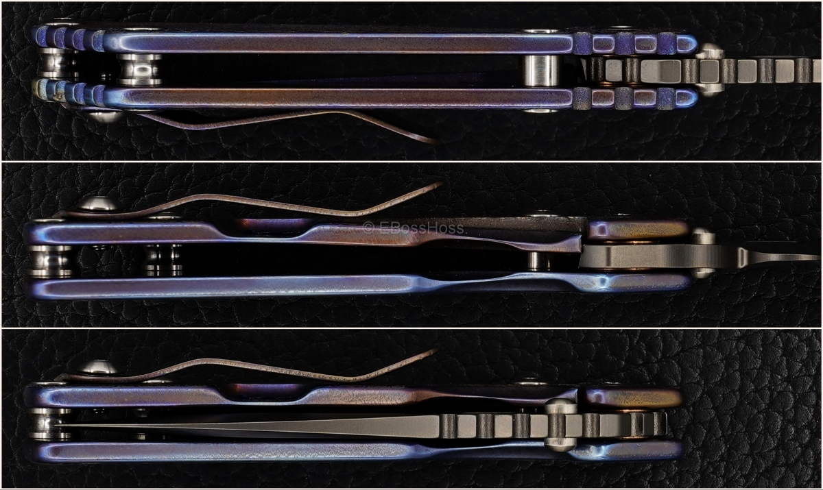 Mick Strider Knives Performance Series PT