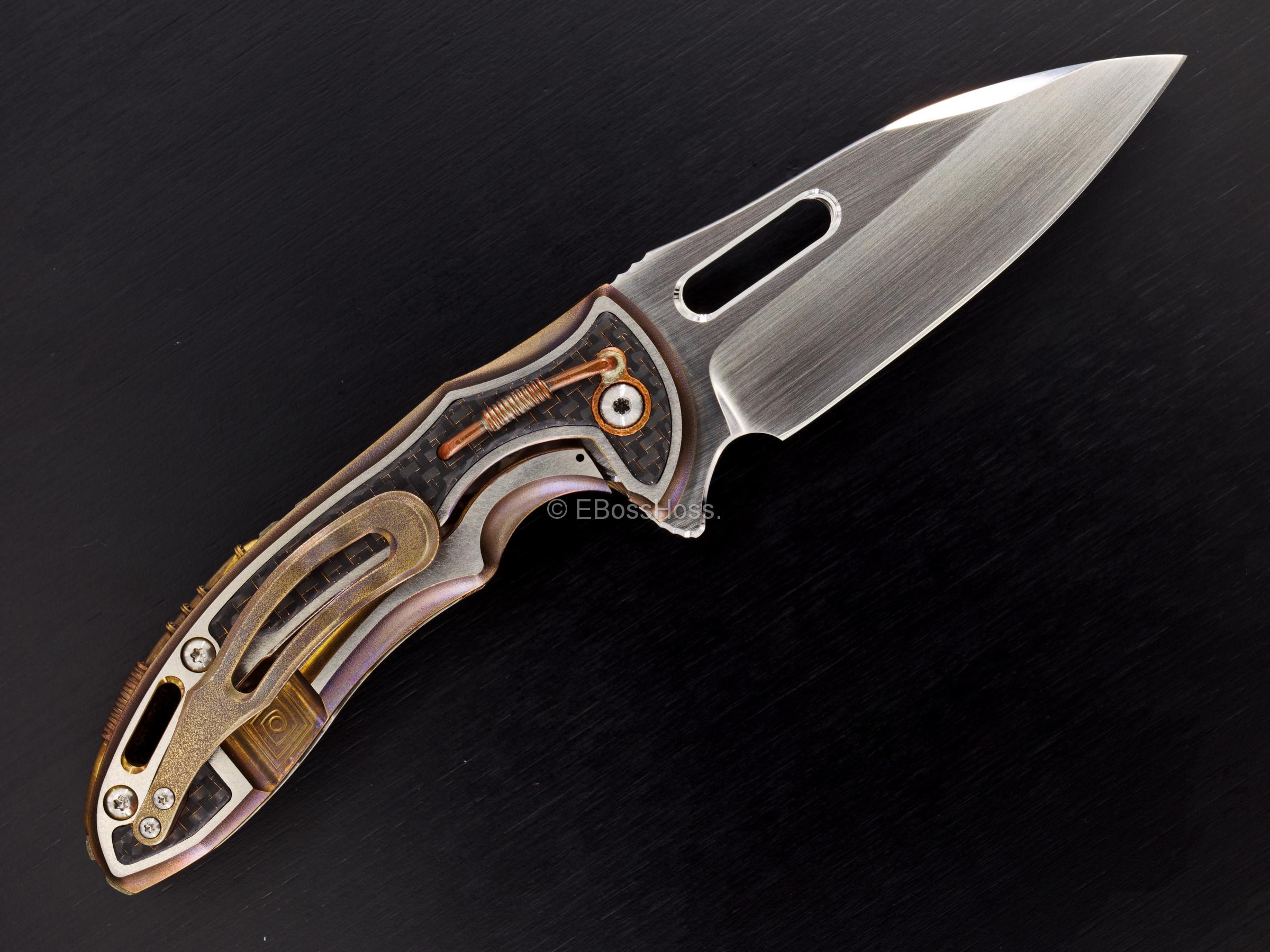 Rick Lala (Korth) Custom Sentry Flipper