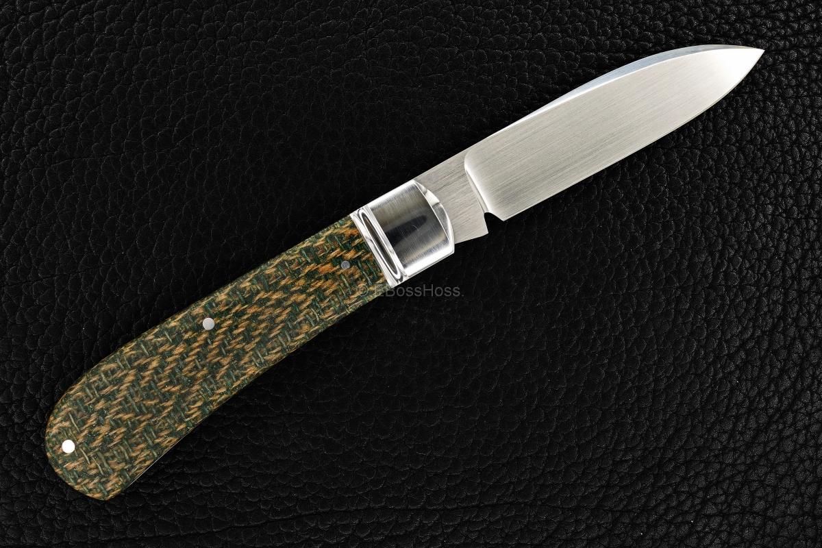 Enrique Peña Custom Zulu Spear Slip Joint