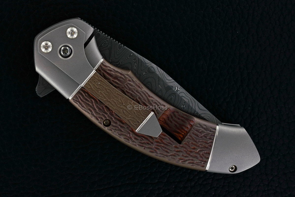Tim Galyean Custom Deluxe Lahar Flipper