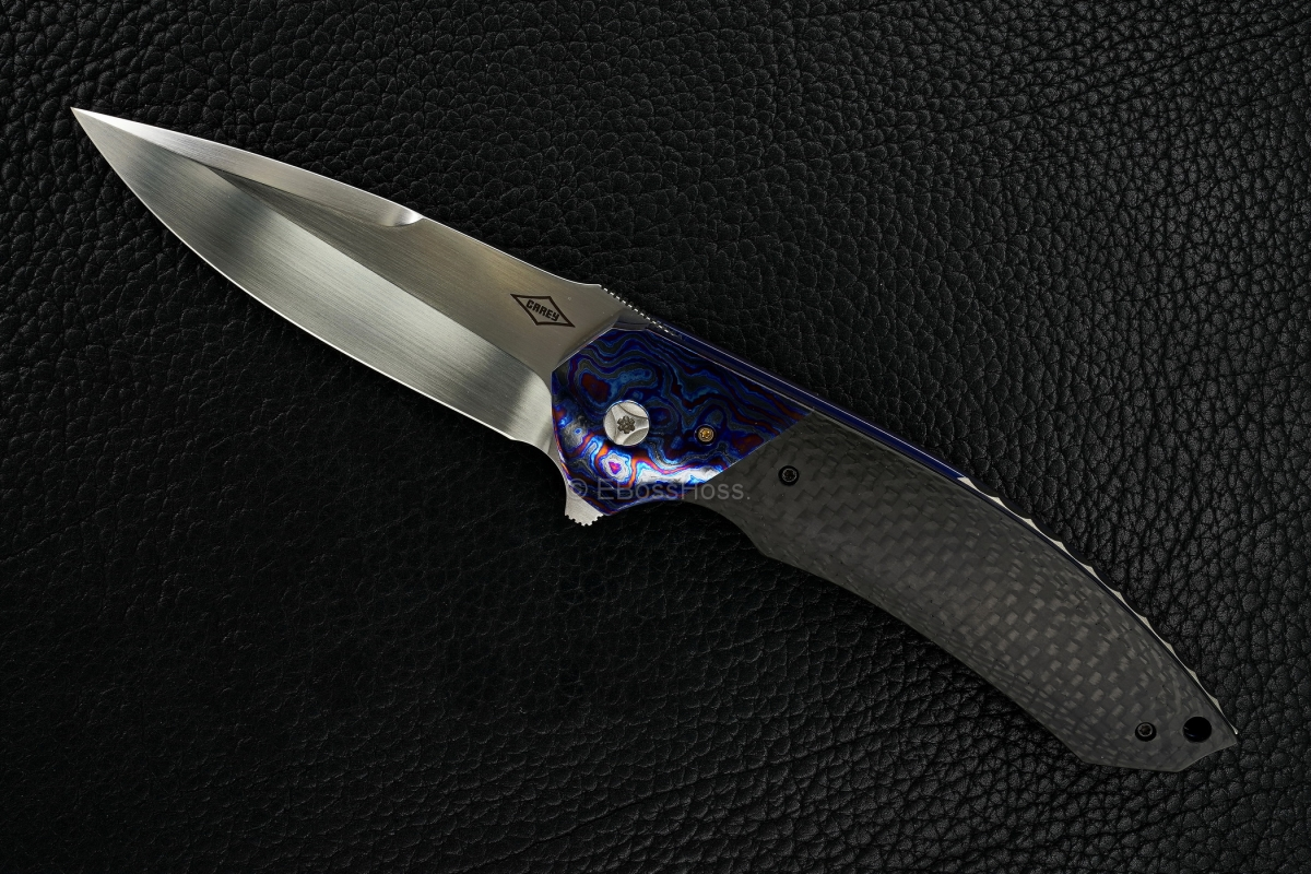 Peter Carey Custom Deluxe Cornerstone Flipper