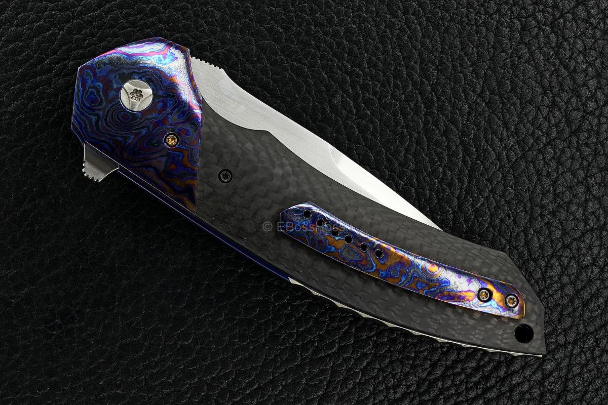 Peter Carey Custom Deluxe Cornerstone Flipper