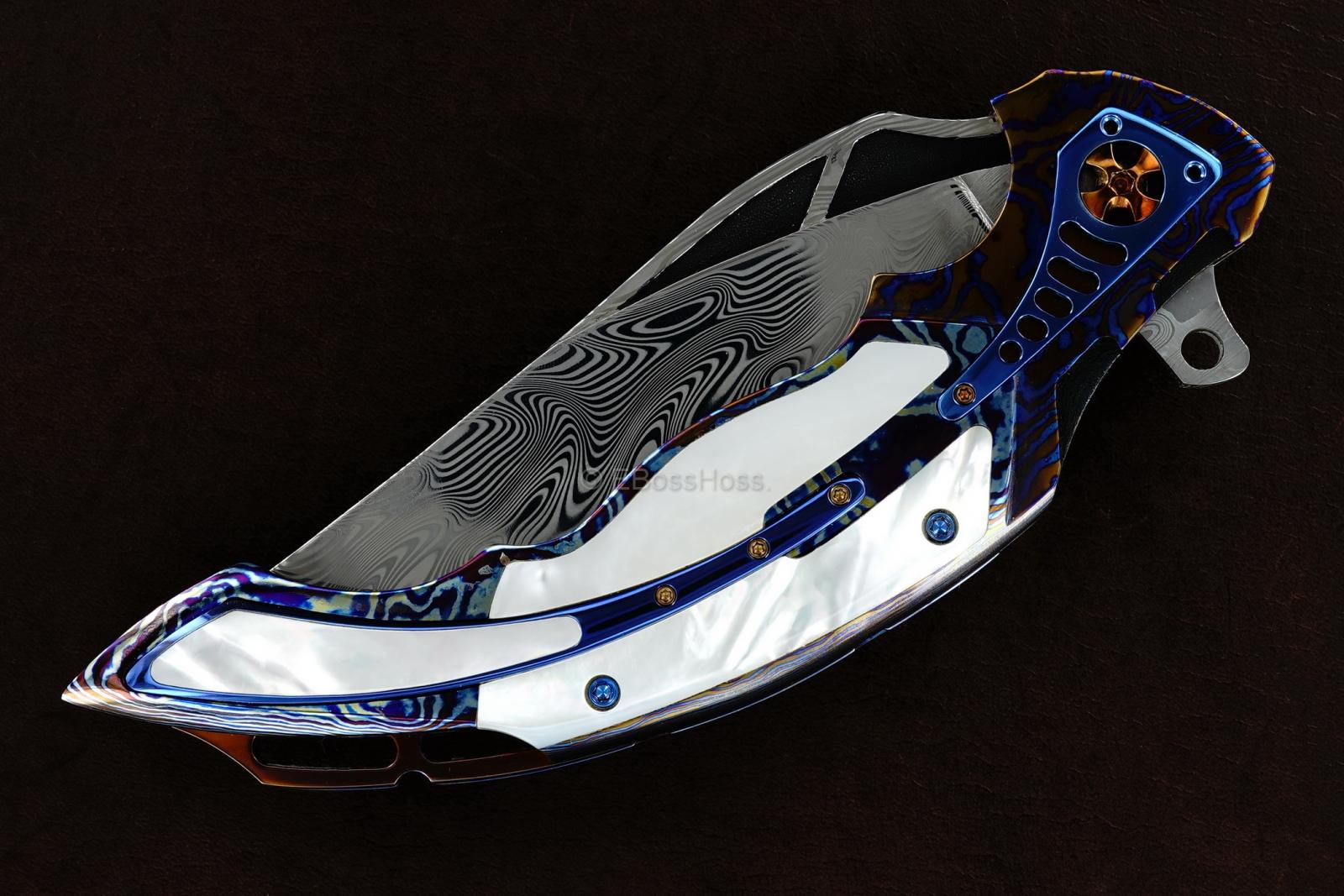 Ronald Best Custom Very Deluxe Phaze 3-2 Flipper