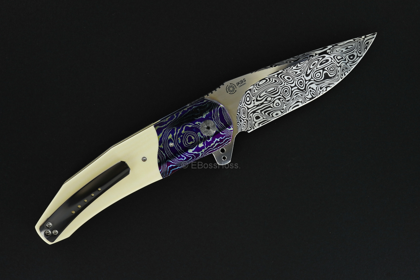 A2 Knives Custom Premium A3 Flipper