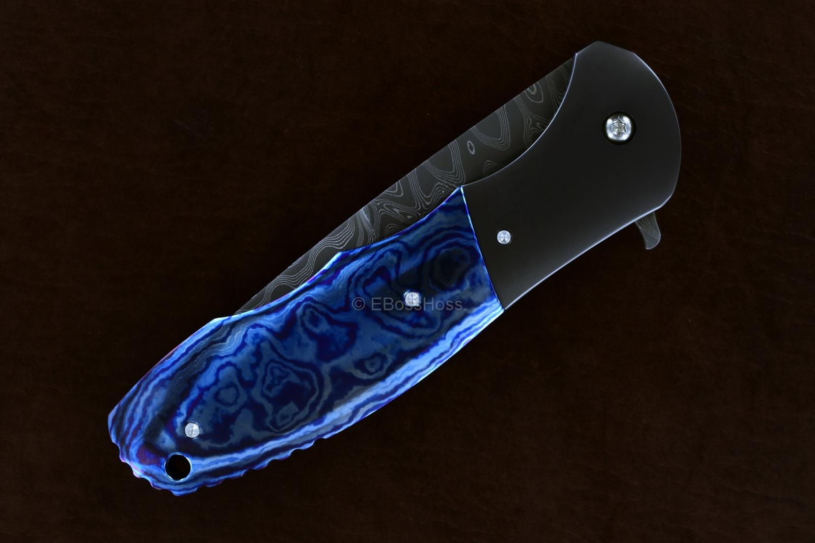 John W. Smith Custom Very Deluxe F4 Flipper