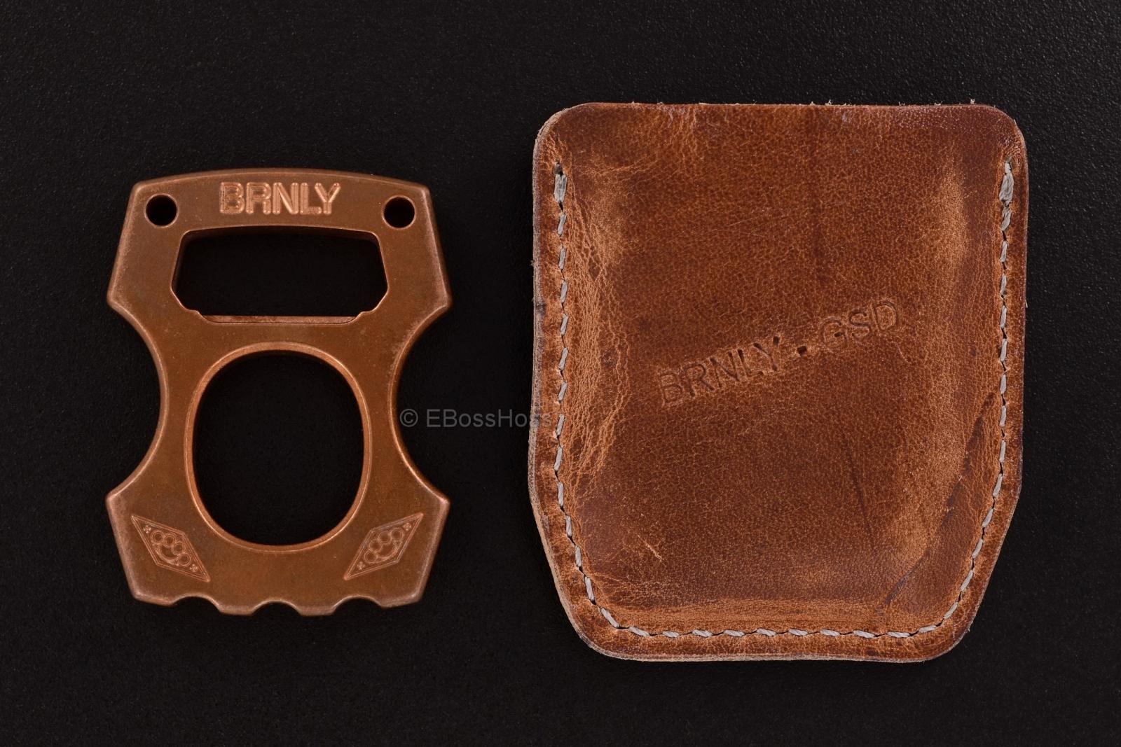 BRNLY Brawler Copper Toothy CYPOP - by Lucas Burnley