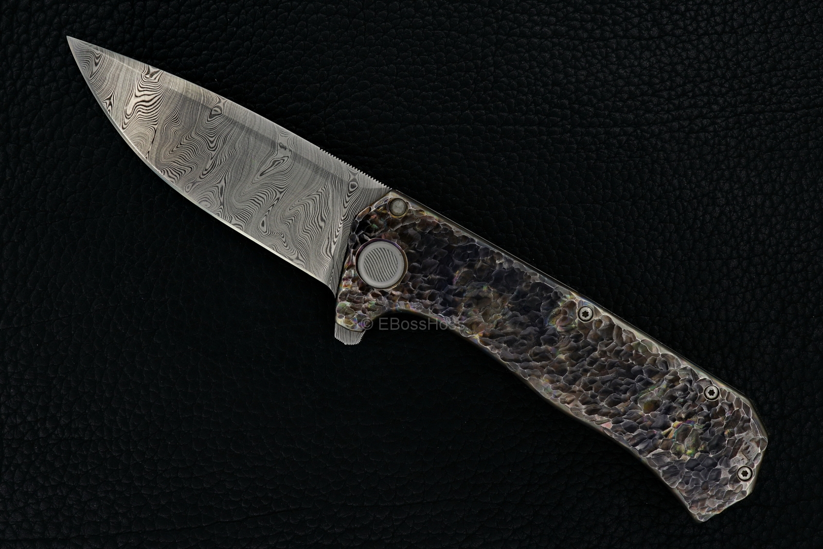 Todd Rexford Custom Hot-Hammered XL Gamma Flipper