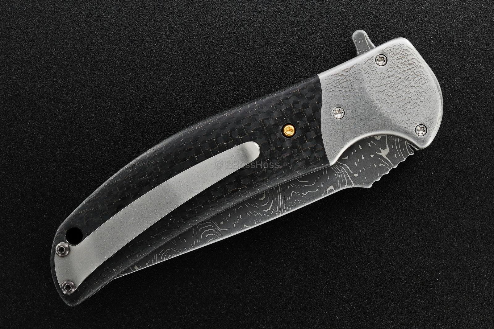 RJ Martin Custom Bolstered Q-36 Flipper